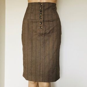 Rampage high waisted pencil skirt